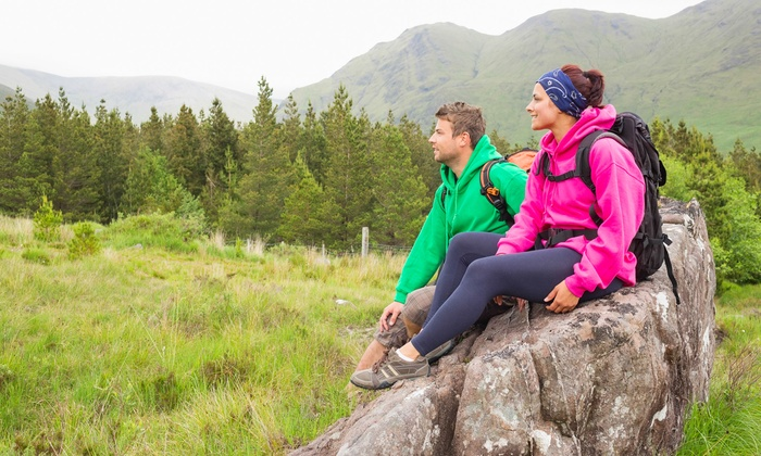 LEEP Alaska Hiking Tours - LEEP Alaska Hiking Tours: Flattop Hiking Tour for Two or Four from LEEP Alaska Hiking Tours (50% Off)