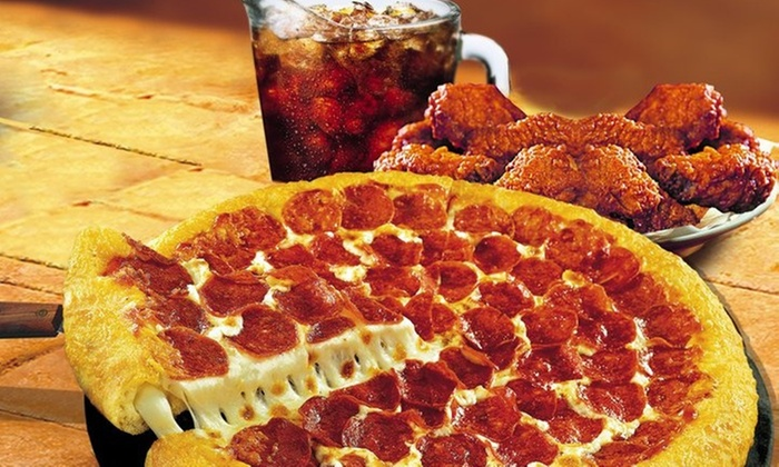 Bambino's Pizzeria - Industrial: $16 for $25 Worth of Sports-Bar Food — Bambino's Pizzeria
