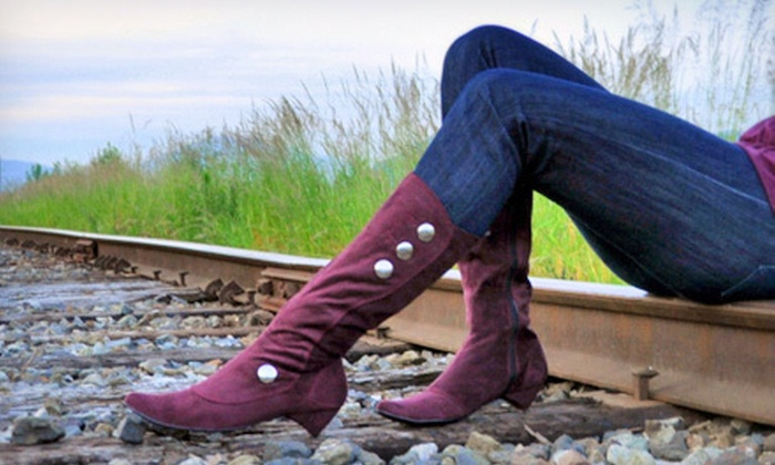 Sassy Cassy's: $119 for $250 Worth of Women's Boots from Sassy Cassy's