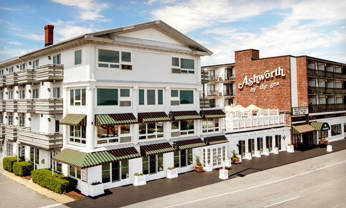 Ashworth by the Sea Hotel - Hampton, NH: One-Night Stay with a Bottle of Wine at Ashworth by the Sea Hotel in Hampton, NH