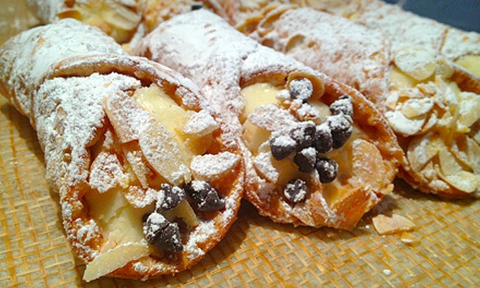 Auddinos Bakery & Cafe - Mill Run: $7 for $15 Worth of Pastries and Café Sandwiches at Auddinos Bakery & Cafe