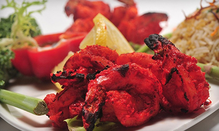 Ruchi India - Ridgeland: Indian Dinner or Lunch at Ruchi India (Half Off)