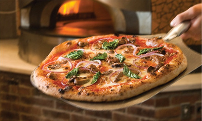 Famoso Neapolitan Pizzeria - Grandview-Woodland: $20 for $40 Worth of Sandwiches, Pizzas, Desserts, and Drinks at Famoso Neapolitan Pizzeria