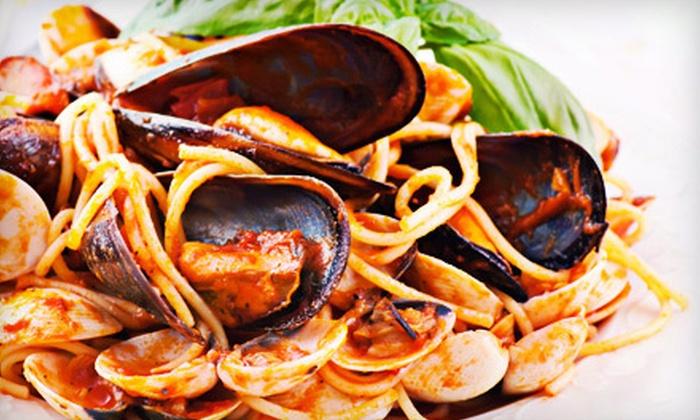 Il Pinito Trattoria - North Bethesda: Three-Course Italian Dinner for Two or Four at Il Pinito Trattoria in Rockville (Up to 56% Off)
