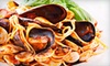 Up to 56% Off Italian Dinner at Il Pinito Trattoria in Rockville