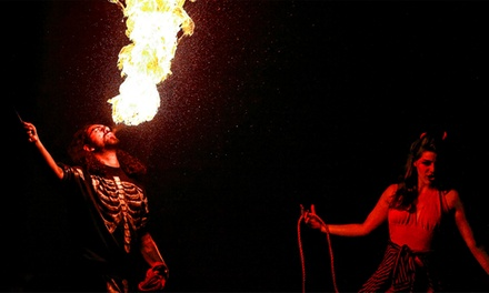 The Devil's Cabaret at Redmoon Theater on March 27–April 10 (Up to 40% Off)