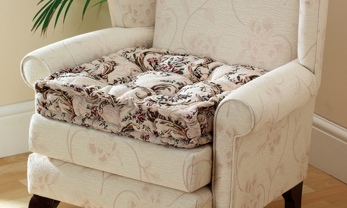 armchair booster cushions groupon goods. Black Bedroom Furniture Sets. Home Design Ideas