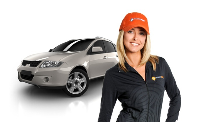 Driverseat - Toronto (GTA): Round-Trip Airport Transportation in Your Vehicle from Driverseat (Up to 44% Off). Three Options Available.
