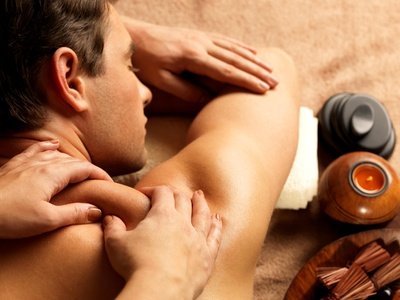 A 45-Minute Full-Body Massage at Touch Of Healing Massage (50% Off)