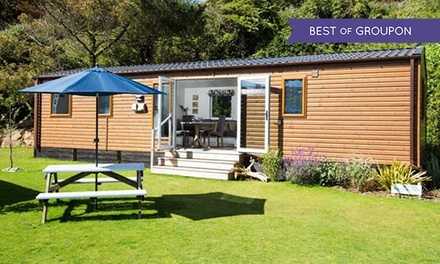 Cornwall: Up to 7 Nights for Up to Six with Cream tea at The Park at Mawgan Porth