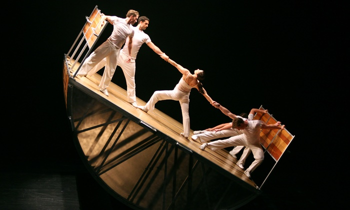 """Cirque Diavolo"" - Count Basie Theatre: ""Cirque Diavolo"" at Count Basie Theatre on Saturday, March 29, at 8 p.m. (Up to 51% Off)"