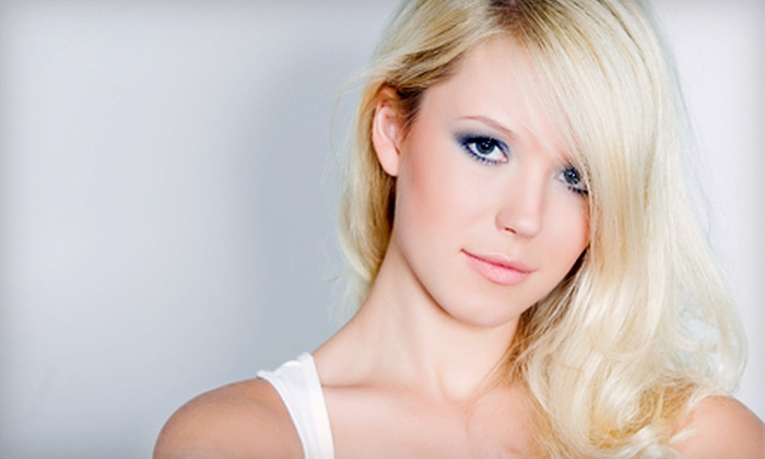 Blondies Hair Studio - Gulf Shores: $50 for $100 Worth of Haircut & Color Services at Blondies Hair Studio