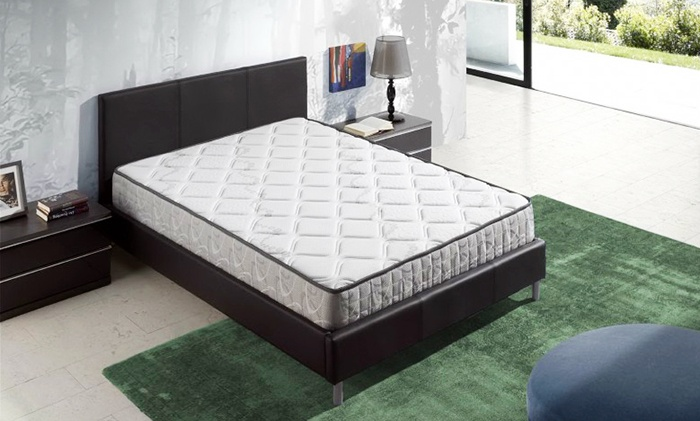 matelas m moire de forme bio pur groupon shopping. Black Bedroom Furniture Sets. Home Design Ideas