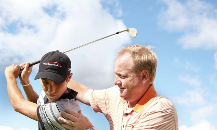 Henry Brunton Golf Academy - Strawberry Farms Golf Club: Up to 69% Off Golf Coaching at Henry Brunton Golf Academy
