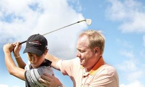 Henry Brunton Golf Academy: Up to 69% Off Golf Coaching at Henry Brunton Golf Academy