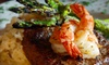 Half Off Steak-House and Seafood at Cat City Grill