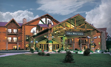 The Comfort of the Familiar at Great Wolf Lodge Williamsburg  |Great Wolf Williamsburg