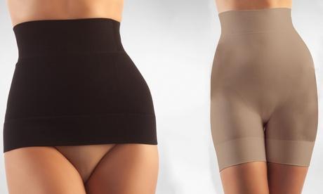 Pantaloncini o fascia snellente. Vari modelli disponibili