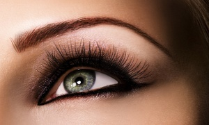 Lashedbyash: Full Set of Eyelash Extensions at  LASHEDBYASH  (55% Off)