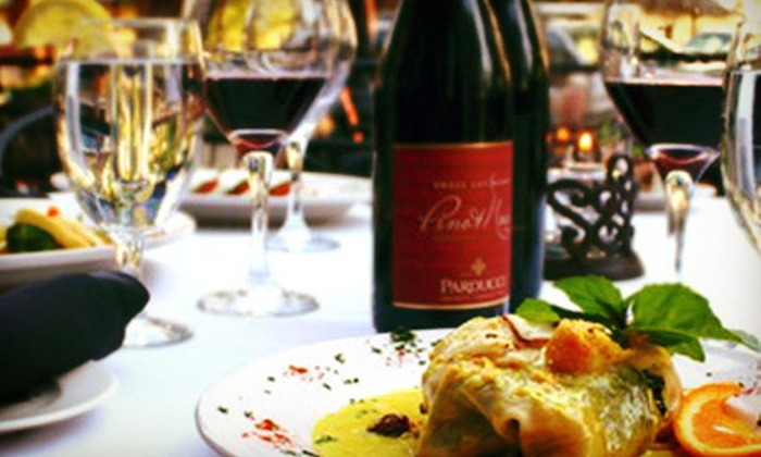 Bistro on the Peak - Parker: $10 for $20 Worth of Italian-American Cuisine and Drinks at Bistro on the Peak