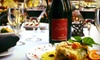 Bistro at the Peak - Parker: $10 for $20 Worth of Italian-American Cuisine and Drinks at Bistro on the Peak