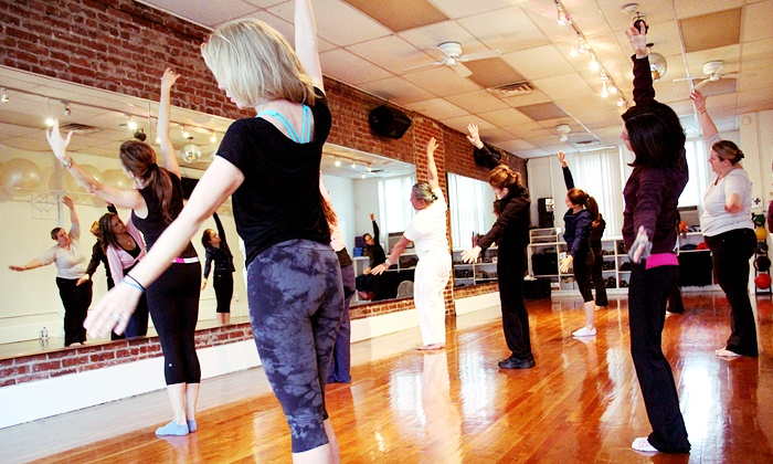 Bodies inMotion - Maplewood: 5 or 10 Fitness Classes at Bodies inMotion (Up to 70% Off)
