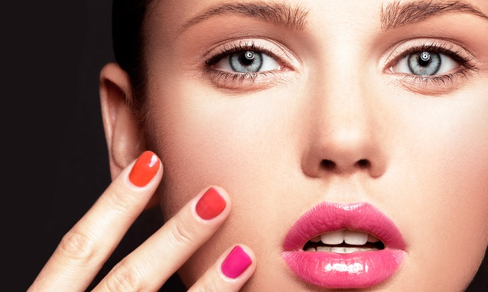 Sparkle Nails - North Raleigh: Shellac Manicure, Pedicure, or Both at Sparkle Nails (Up to 43% Off)