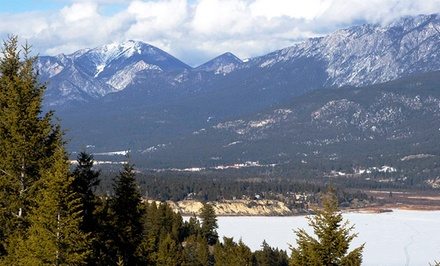 Groupon Deal: Stay for Two at Windtower Lodge and Suites in Canmore, Alberta