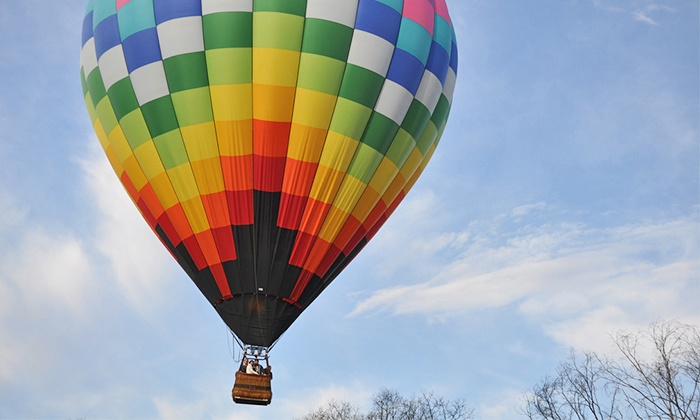 Balloons Over Georgia - Atlanta: Hot Air Balloon Ride for One or Two, Valid Monday–Friday from Balloons Over Georgia (Up to 28% Off)