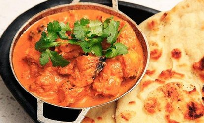 image for €40 or €80 Toward Food for Two or Four at Sagarmatha Kitchen (50% Off)