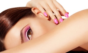 All About Beauty: Gelish or Shellac Polish: One (€15) or Three Applications (€39) at All About Beauty (Up to 57% Off)