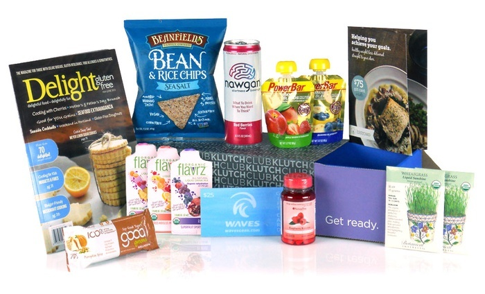 Best of Box from KLUTCHclub: Best of Box with Health and Wellness Goods from KLUTCHclub