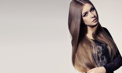 image for Brazilian Keratin Treatment Plus Cut and Blow-Dry at Alterity Studio (78% Off)