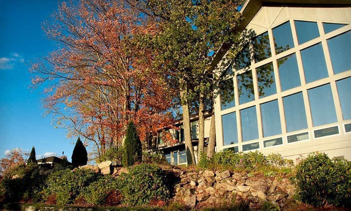 Crestwood Resort & Spa - Boone, NC: One or Two-Night Stay for Up to Three with Appetizer and Wine at Crestwood Resort & Spa in Boone, North Carolina