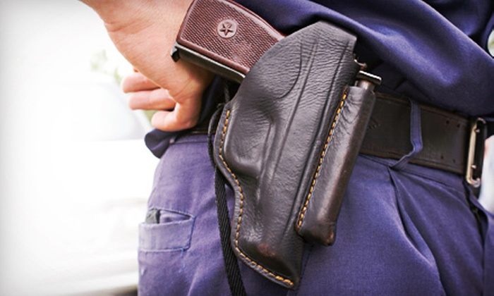 Florida Gun Center - Hialeah: $59 for a Concealed-Weapons-License Course at Florida Gun Center ($134 Value)