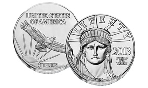 Buy 1 Get 1 Free: Platinum-Plated $1 Trillion Coin