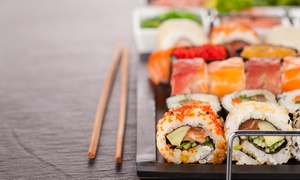 Kobe Sushi: 32 Pieces of Sushi from R99 at Kobe Sushi