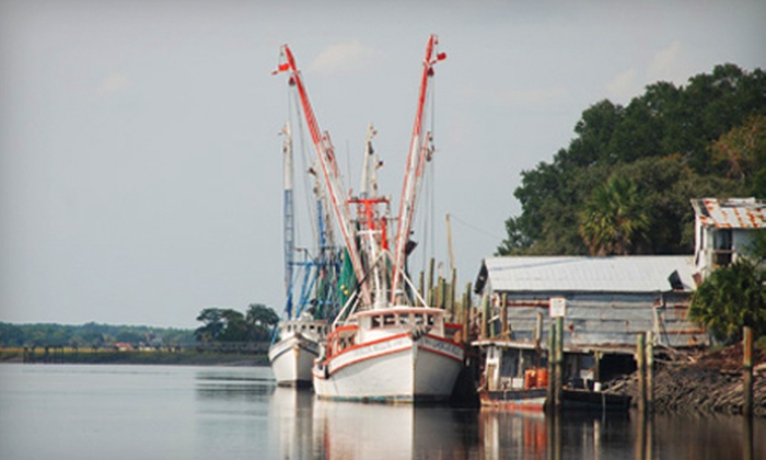 Beaufort Movie Tour - Northwest Quadrant: Movie-Location Tour for Two or Four from Beaufort Movie Tour (Up to 56% Off)