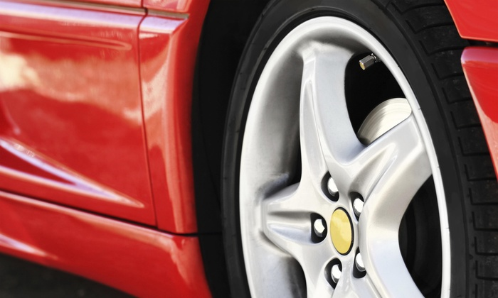 Royalty Mobile Detailing - Fort Myers / Cape Coral: Detail, Headlight Cleaning, and Scratch Removal from Royalty Mobile Detailing (40% Off)