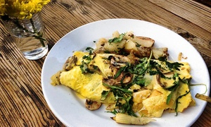 Vovomeena: Breakfast and Lunch Cuisine at Vovomeena (Up to 42% Off). Two Options Available.