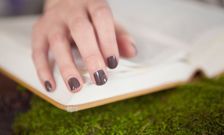 Spa Manicure, Spa Pedicure, or Both at Blush A Nail Boutique (Up to 57% Off)