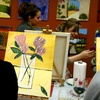 Up to 54% Off BYOB Art Class for One or Two