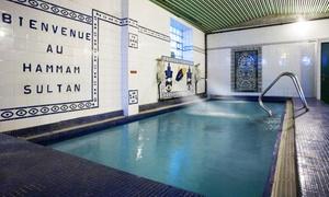 Hammam Sultan: Forfait relaxation ou bellissima pour 1 personne en semaine ou le week-end dès 49,90 € au Hammam Sultan