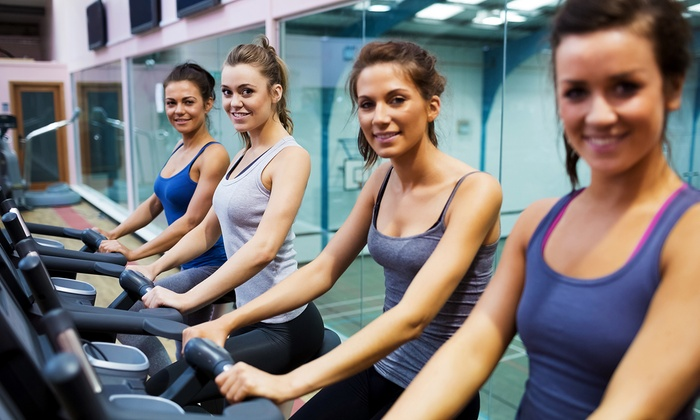 Just Fitness 4U - Multiple Locations: Summer Shape Up or Get FIT ATL Weight-Loss Packages at Just Fitness 4U (Up to 89% Off)