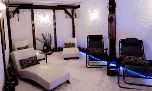 Touch of Europe Day Spa: $58 for Three Salt-Cave Sessions at Touch of Europe Day Spa ($120 Value)