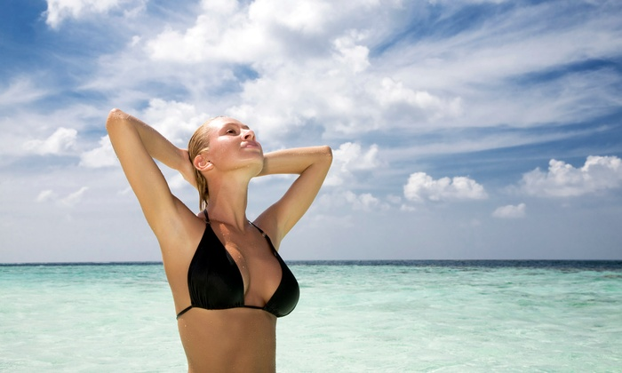 Hollywood Tans - Altadore: One or Three Custom Spray Tans at Hollywood Tans (Up to 54% Off)