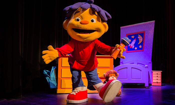 Performing Arts Series at UCM - Hendricks Hall - University of Central MO: Jim Henson's Sid the Science Kid: LIVE! at Hendricks Hall on Tuesday, March 25 at 7 p.m. (Up to 45% Off)