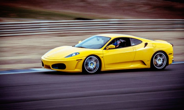 Velocity Motorsports - Velocity Motorsports: Five-Lap Racecar Driving Experience at Velocity Motorsports (Half Off)
