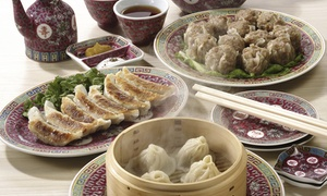 Yum Cha Garden City: 10-Course Yum Cha Banquet for Two ($49) or Four People ($95) at Yum Cha Garden City (Up to $188 Value)