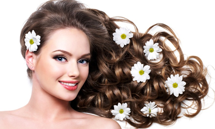 Salon 4316 - Richardson: Shampoo and a Scalp Massage, or Haircut with Option for Single-Process Color or Highlights at Salon 4316 (Up to 73% Off)